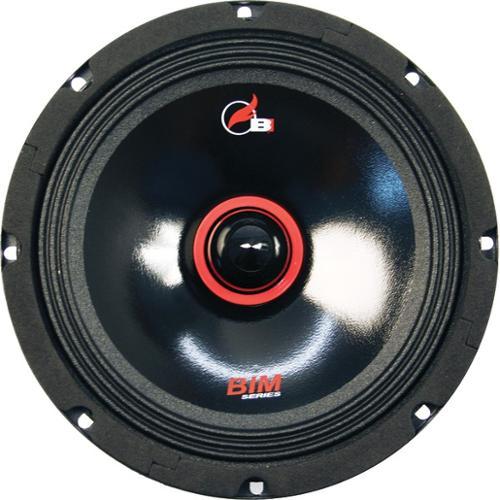 DB BASS INFERNO BIM 8CS Pro Audio Midrange Speaker with Cloth Surround & Steel-Stamped Basket (8 Inch.)