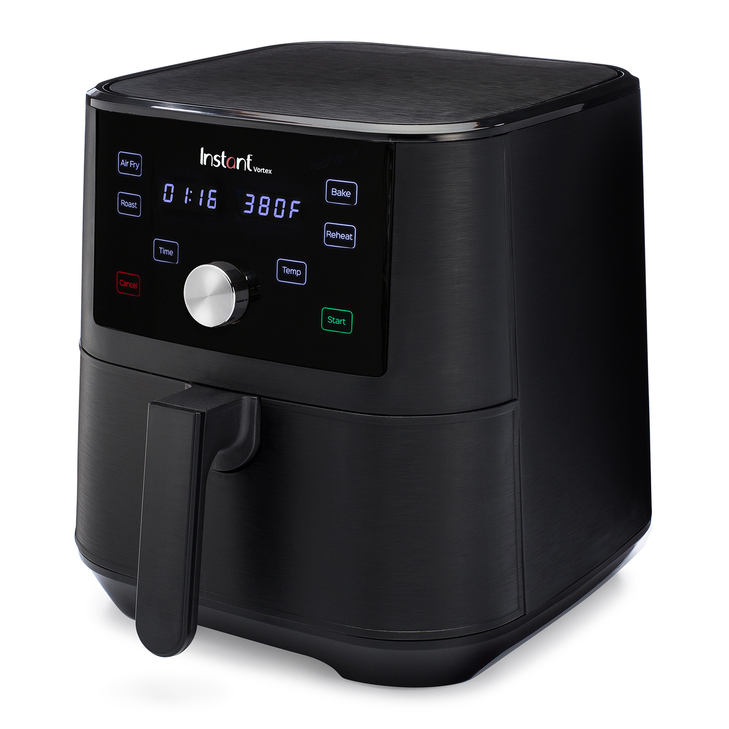 Instant Vortex 6 Quart 4in1 Air Fryer Walmart Com Walmart Com