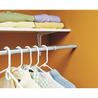 Lido Designs Extend and Lock 30''W Closet Rod