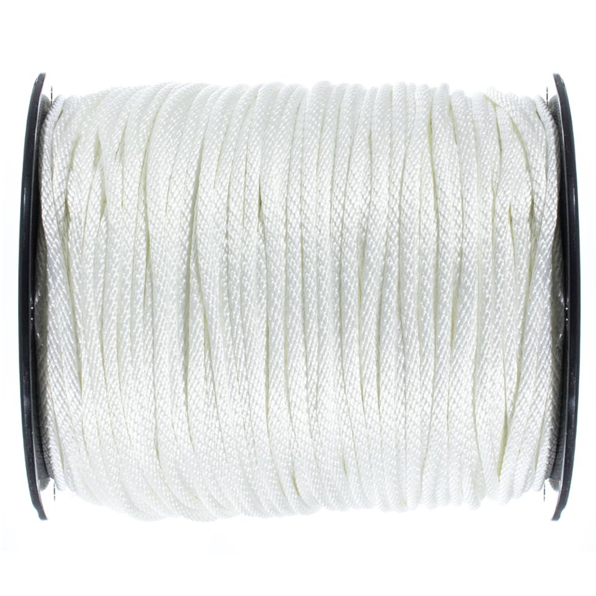 Seachoice Twist Nyln Rope-White-1/4 X 600 40790 Other In-Car Technology