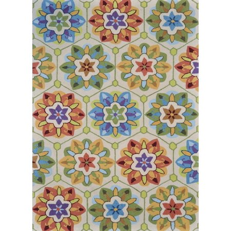 Loloi Contemporary Juliana Collection Area Rug In Ivory M