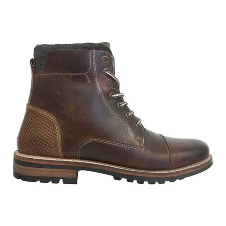 Men's Crevo Hammersmith Cap Toe Boot