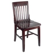 Henry Schoolhouse Chair (Black)