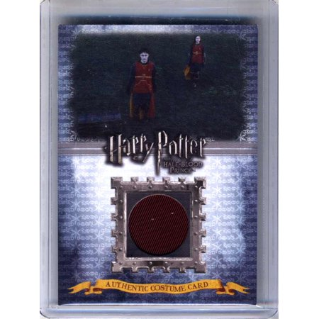 Harry Potter and the Half-Blood Prince Gryffindor Students Authentic Costume Card [394/680] (Prince And The Revolution Halloween Costume)