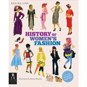 Design Line: History of Women's Fashion