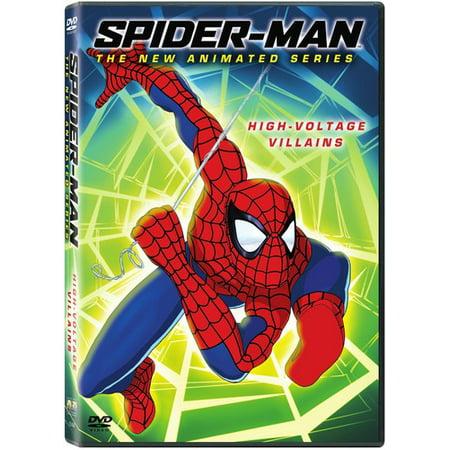 High Torque Series (Spider-Man - New Anim Series: High Voltage Villain)