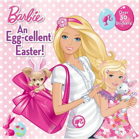 An Egg-cellent Easter! (Barbie)
