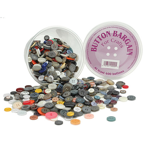 Blumenthal Lansing Button Bargain 12 Oz: Assorted Colors Multi-Colored