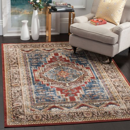 Safavieh Bijar Kagan Traditional Area Rug or (Traditional Living Rooms 10 Of The Best)