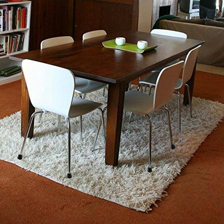 Anpatio 16pcs Chair Leg Caps Rubber Leg Tips Stools Table Foot Cover 7//8 inch Bl