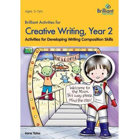 Halloween Writing Activities Elementary (Brilliant Activities for Creative Writing, Year 2-Activities for Developing Writing Composition)