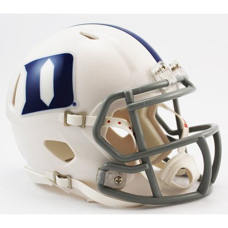 Riddell Miniature Ncaa Speed Helmet - Duke Helmet