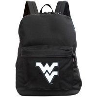 West Virginia Mountaineers 16'' Made in the USA Premium Backpack - Black