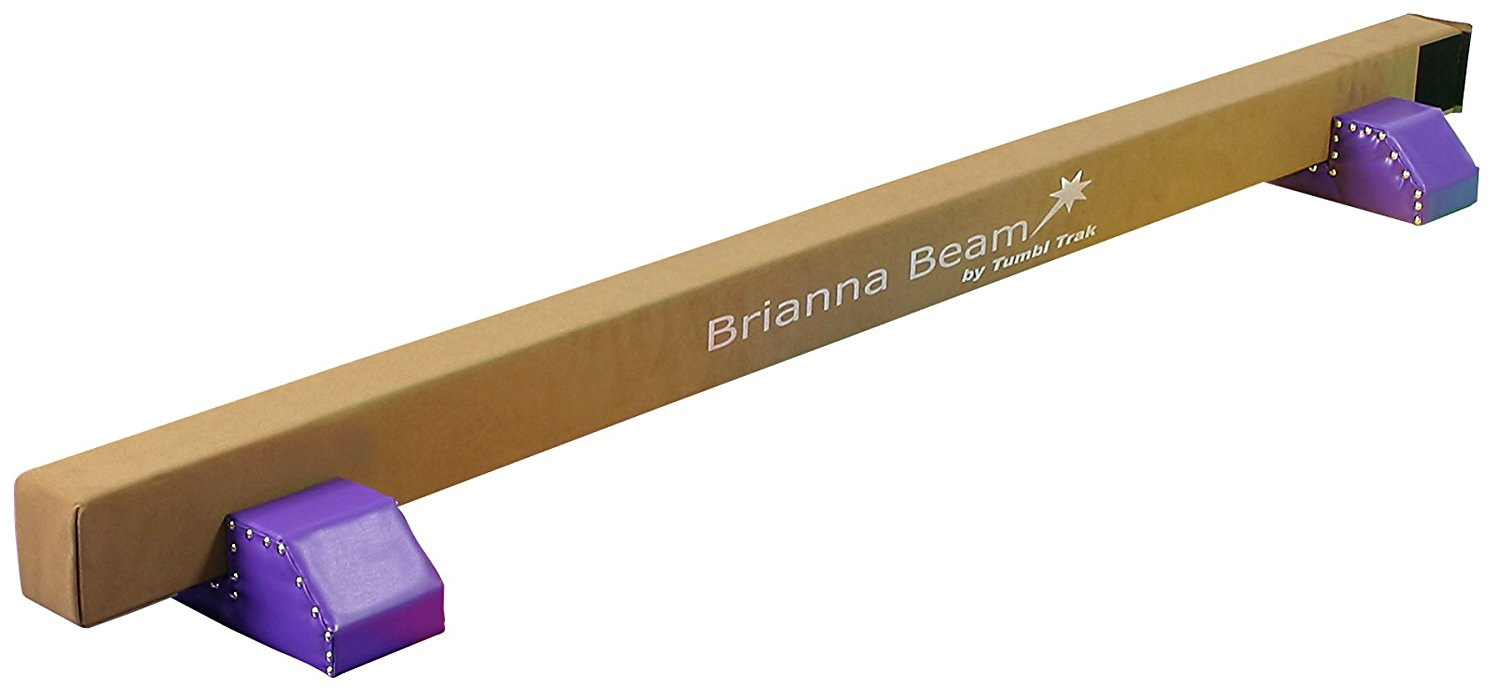 tumbl trak brianna beam low gymnastics training balance beam
