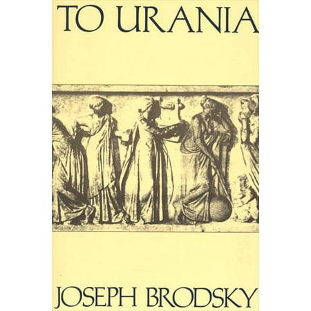 To Urania : Poems (Urania Square)