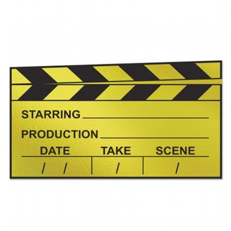 Beistle Company 54720 Foil Clapboard - image 1 of 1