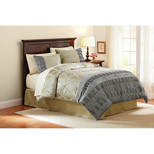 Better Homes and Gardens Empire 4-Piece Bedding Comforter Set