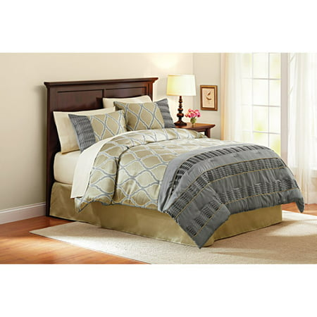 better homes and gardens empire 4 piece bedding comforter set