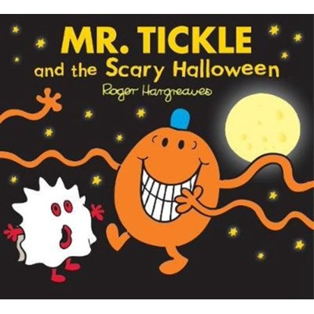 MR TICKLE & THE SCARY HALLOWEEN - Half Scary Half Normal Halloween Makeup