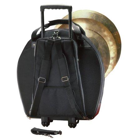 Humes & Berg Cymbals (Humes & Berg Galaxy Tilt-N-Pull Cymbal Bag with Padded)