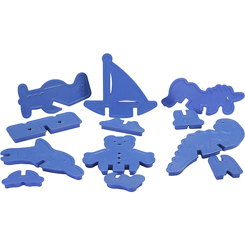 Nordic Ware 3D Stand-Up Summer Series Birthday Holiday Cookie Cutter Set