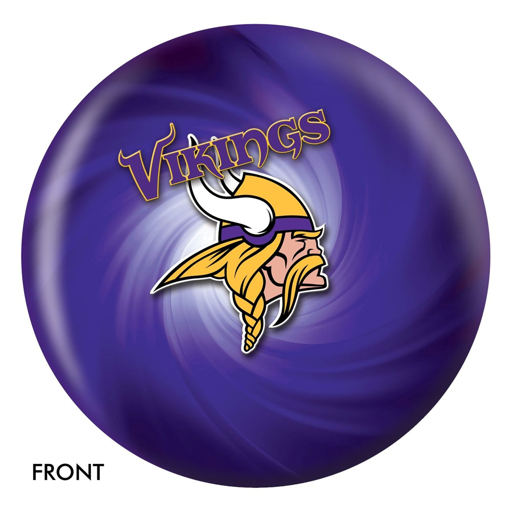 Minnesota Vikings NFL Bowling Ball (10lbs)
