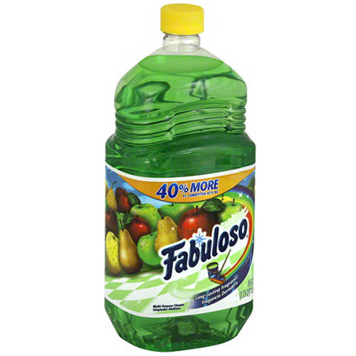 Fabuloso Multipurpose Cleaner, Passion Of Fruits, 56 oz