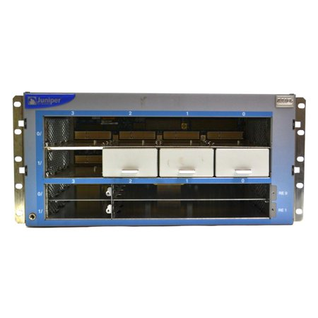 CHAS-MP-M10I-S Juniper Networks M10i Router Chassis Server Cases / Chassis - Used Very Good