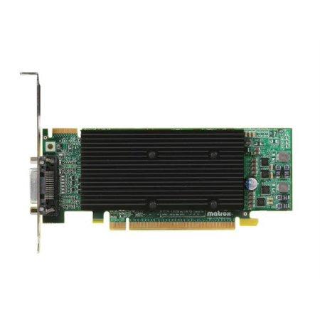 Matrox Graphics Graphics Adapter   Matrox M9120   Pci Express X16   512 Mb   Ddr Ii Sdram   Digi