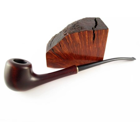 Fashion Tobacco Smoking Pipe Carved Pear Root