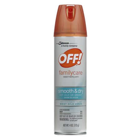 Off  Family Care Smooth   Dry  4 Oz
