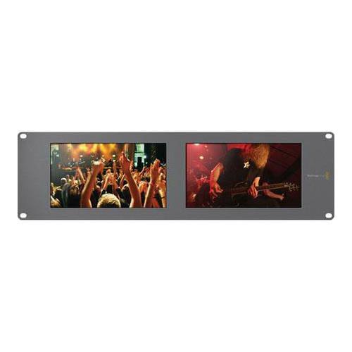 Smartview Duo Rackmountable Dual 8;quot; LCD Monitors