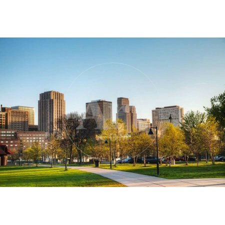 Downtown of St. Paul, Mn Print Wall Art By photo.ua (Downtown, Mn)