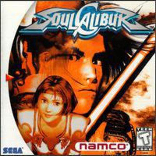 Soul Calibur Sega Dreamcast by Namco