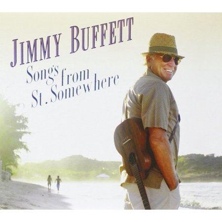 Songs From St. Somewhere By Jimmy Buffett (Jimmy Fallon Songs Halloween)