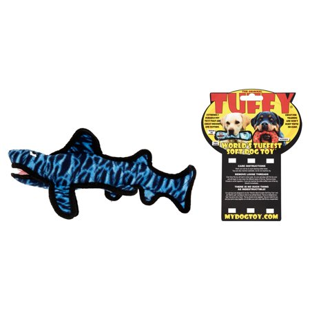Tuffy The Original Shark Dog Toy