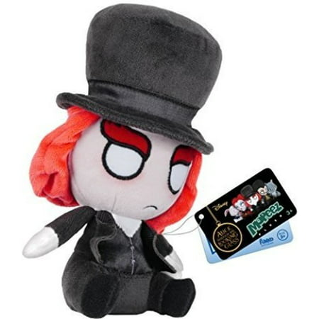 FUNKO MOPEEZ: ALICE THROUGH THE LOOKING GLASS - MAD HATTER (Black And White Mad Hatter)