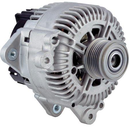 New DB Electrical 400-40165 Alternator for 3.6L 1 Clock 180 Amp Internal Fan Type Clutch Pulley Type Internal Regulator CW Rotation 12V AUDI Q7 2007 2008 2009 955-603-117-00 021-903-016 TG17C039