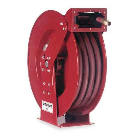 REELCRAFT 82075 OMP1 Hose Reel, Industrial, 2, 000 psi, 210F by Reelcraft