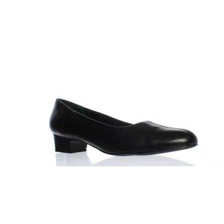 Trotters Womens Doris Black Pumps Size 13 (AA,N) - Womens Size 13 Pumps