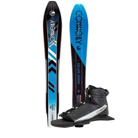 Big Daddy with Nova Bindings Connelly  Slalom Water Ski