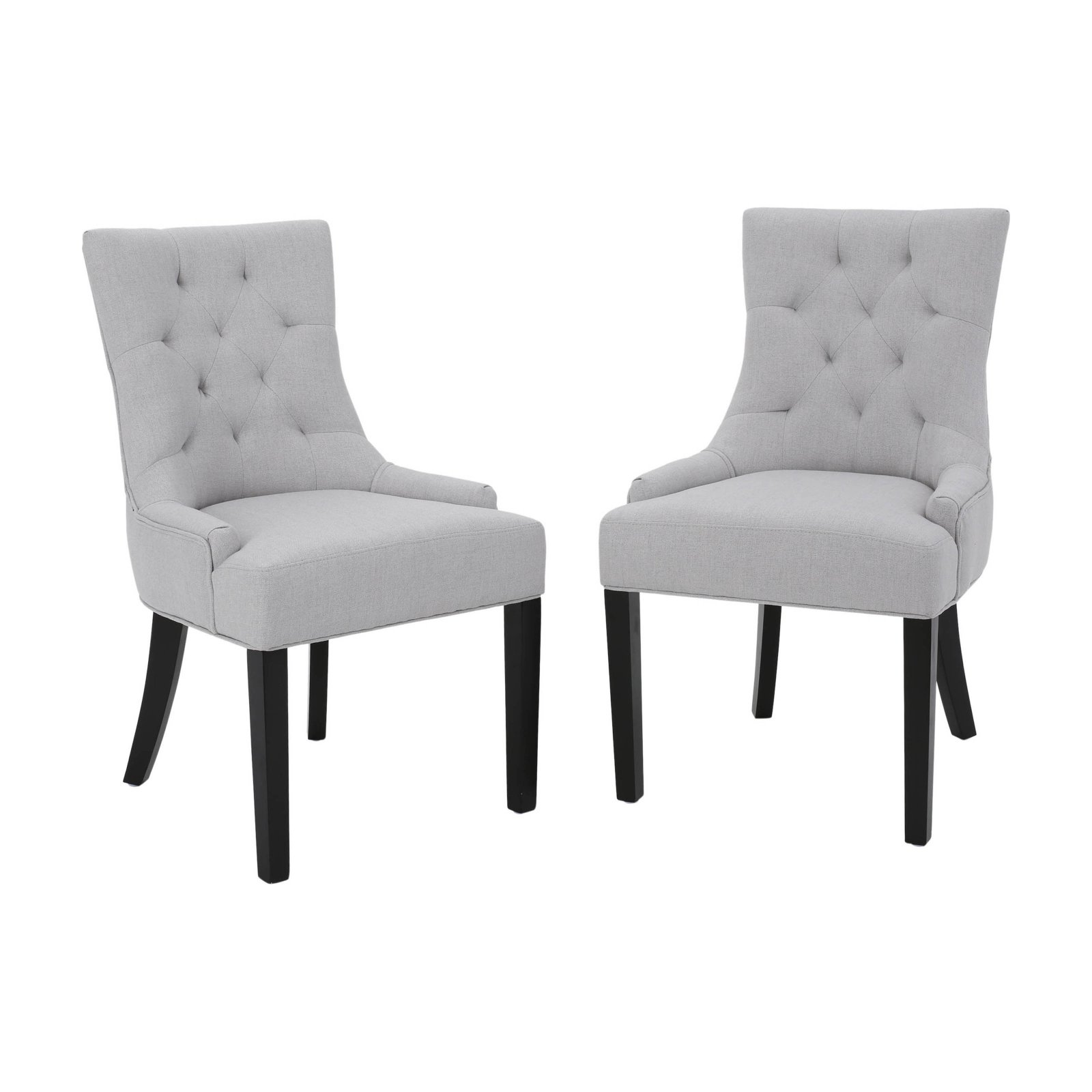 Hayden Tufted Dining Side Chairs - Set of 2