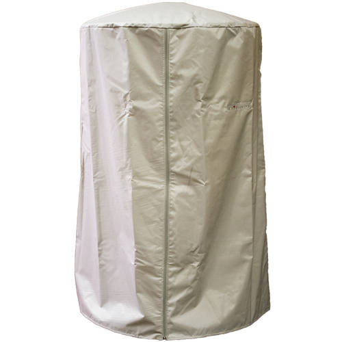 Hiland Heavy-Duty Tabletop Patio Heater Cover, Camel