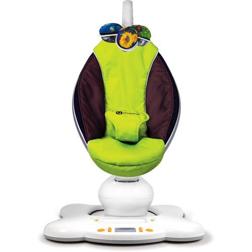 4moms Mamaroo Infant Seat Swing Green Walmart Com
