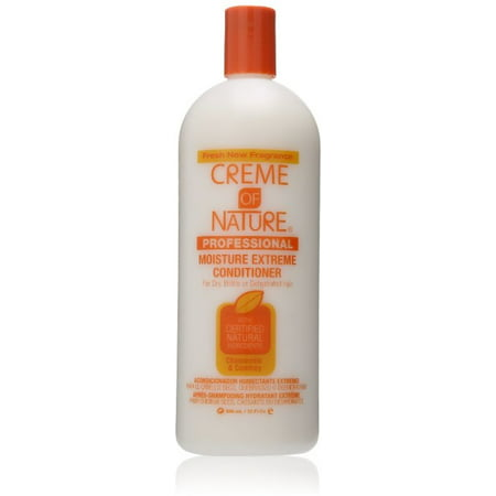 Creme of Nature Professional Moisture Extreme Conditioner, 32 oz (Pack de 3)