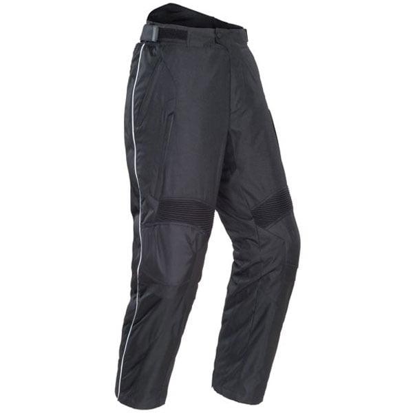 Tourmaster Overpant Textile Pants Black MD Short