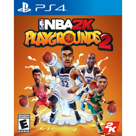 NBA 2K Playgrounds 2, 2K, PlayStation 4, 710425573613