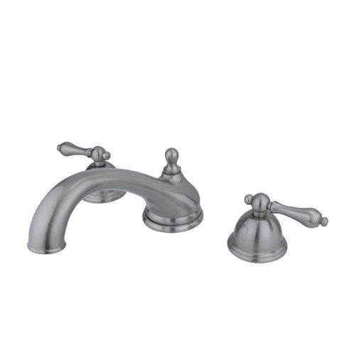 Kingston Brass Vintage Double Handle Tub Faucet