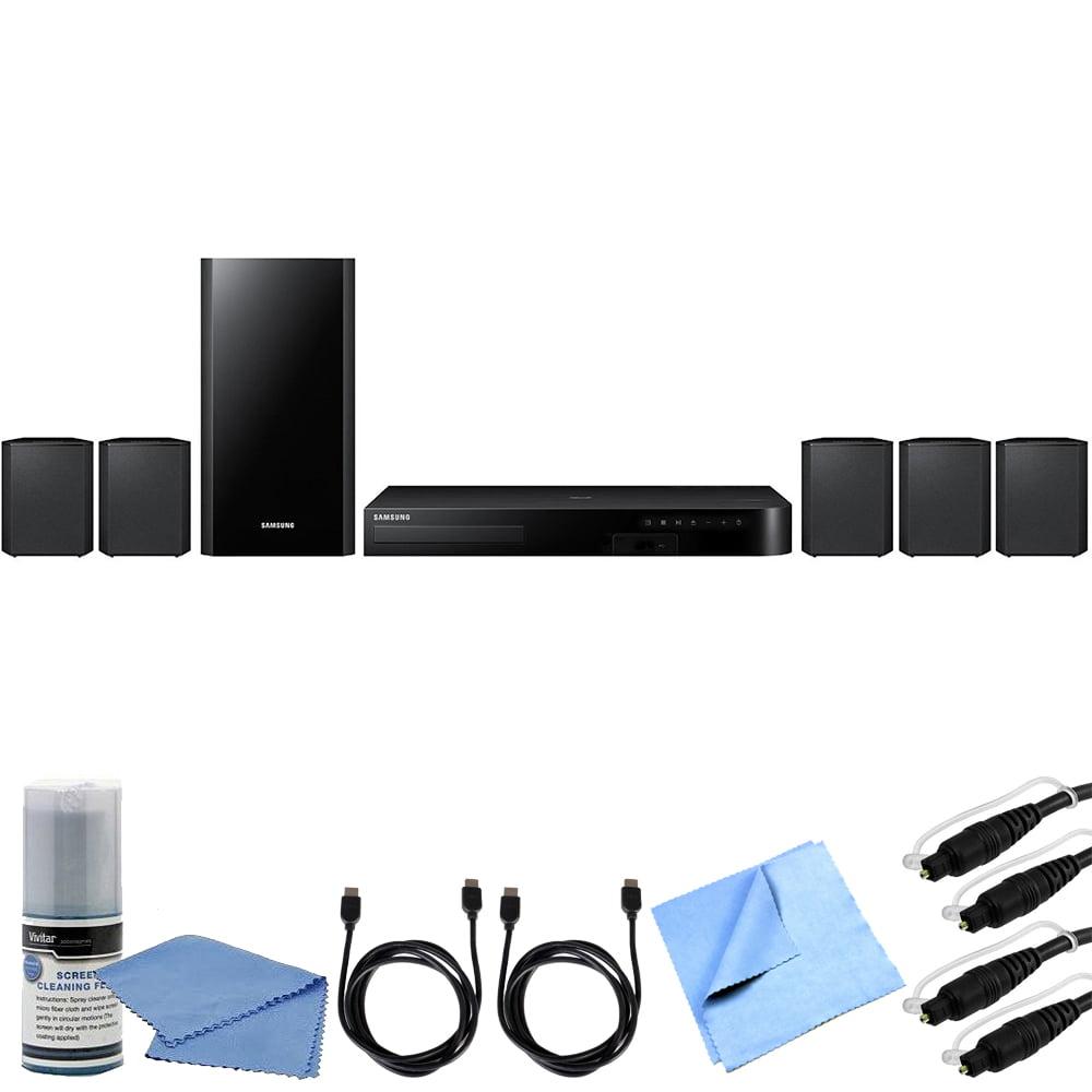 Samsung HT-J4500 - 5.1ch 500 Watt Smart 3D Blu-Ray Home T...
