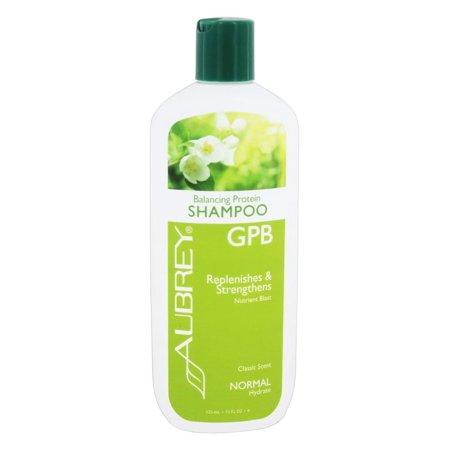 Aubrey Organics - Shampoo Balancing Protein GPB Nutrient Blast Classic Scent - 11